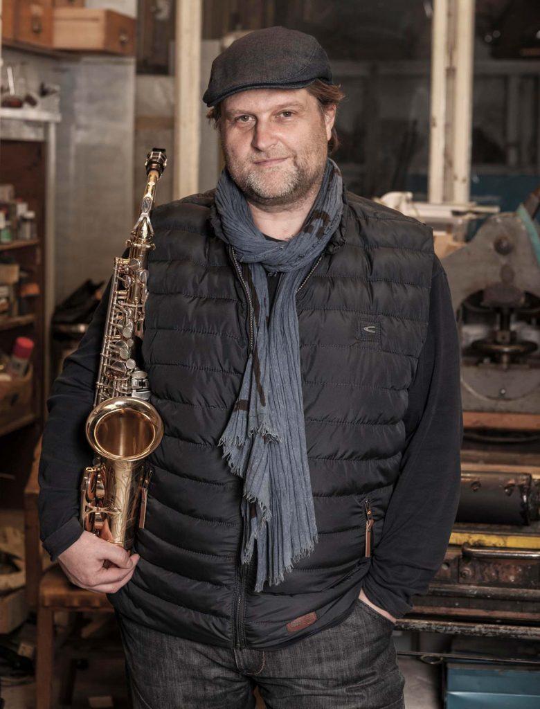 bzw-musik I günther bachmann I saxophon